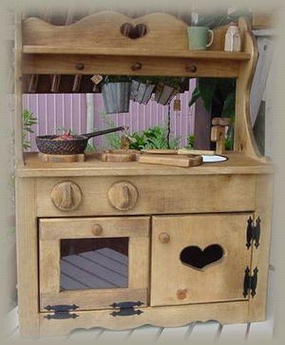 【おもちゃキッチン】【送料無料】カントリー雑貨・カントリー家具おままごと・アメリカン・フレンチ手作り・木のおもちゃ