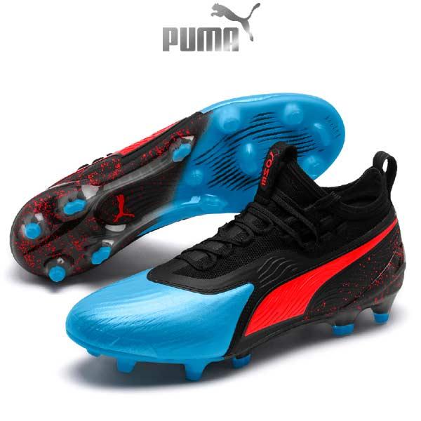 スパイク サッカー プーマ プーマワン 19.1 FG AG PUMA ONE 芝 105479-01 PUMA