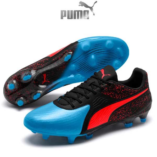 スパイク サッカー プーマ プーマワン 19.1 CC FG AG PUMA ONE 芝 105482-01 PUMA