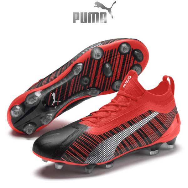 スパイク サッカー プーマ プーマ ワン 5.1 FG/AG PUMA ONE 芝 105578-01 PUMA
