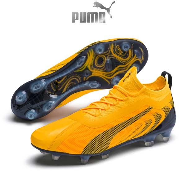 スパイク サッカー プーマ プーマ ワン 20.1 FG/AG PUMA ONE 芝 105743-01 PUMA
