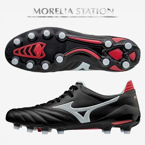 ミズノ モレリア ネオ 2 サッカー スパイク ブラック 黒 MORELIA NEO P1GA165001 MIZUNO
