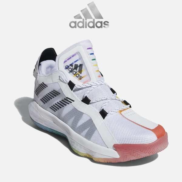 バスケット シューズ アディダス Dame 6 GCA Pride FX4796 adidas