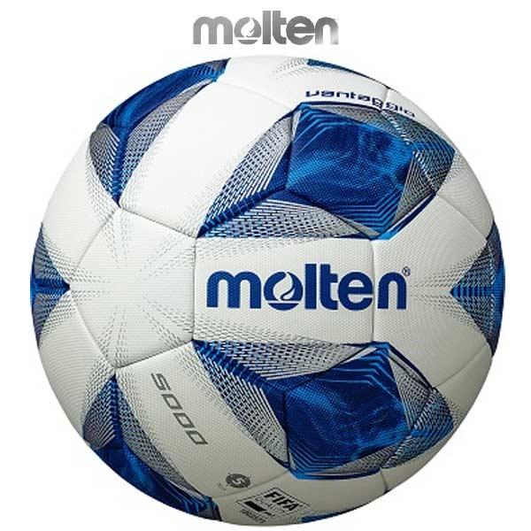 サッカー ボール 5号 モルテン ヴァンタッジオ 5000 芝用 F5A5000 molten 中学校~一般