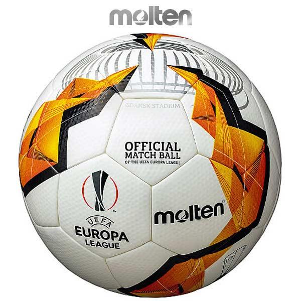 サッカー ボール モルテン UEFA ヨーロッパリーグ 2019-20 ノックアウトステージ 公式試合球 F5U5003-K0 molten