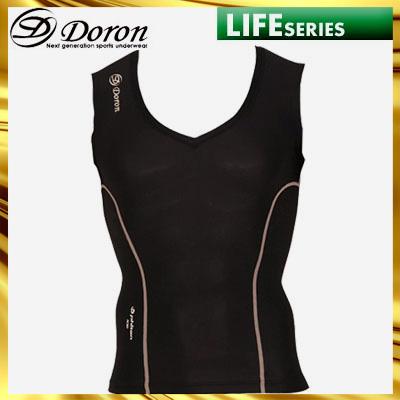 アンダー ウェア ドロン スポーツ インナー Vネックシャツ D0400 メンズ ライフシリーズ doron 送料無料