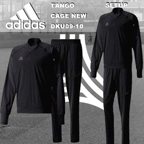 スポーツ ウェア アディダス タンゴ ピステ 上下セット TANGO CAGE NEW DKU09-DKU10 adidas