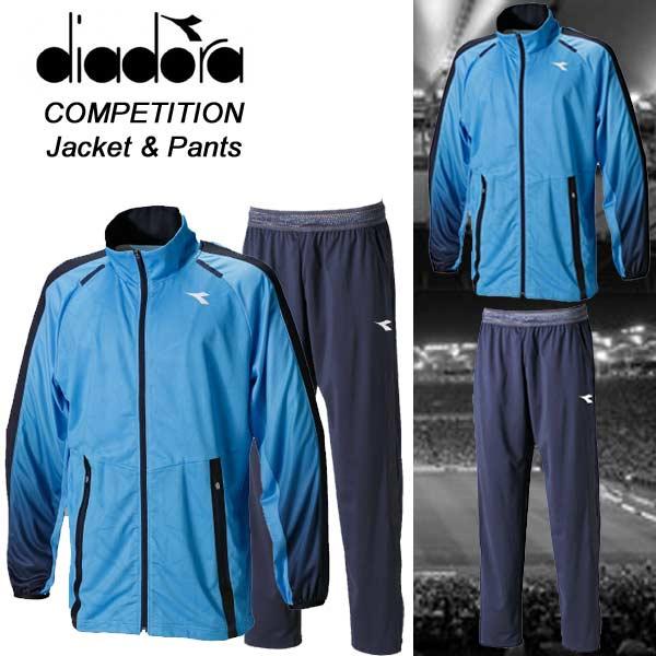 ジャージ ディアドラ トレーニング スポーツ ウエア コンペティション ジャケット & パンツ DTP8130 DTP8230 diadora