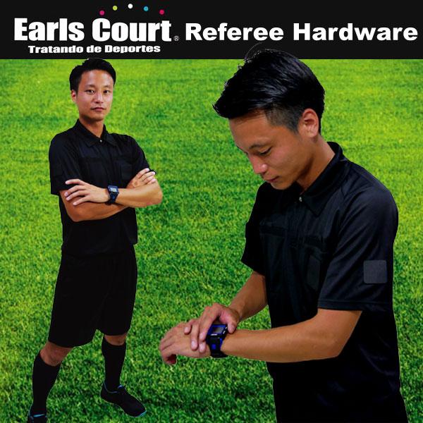 レフリー ウェアー 審判服 上下 セット アールズコート シャツ パンツ EC-R001 EarlsCourt