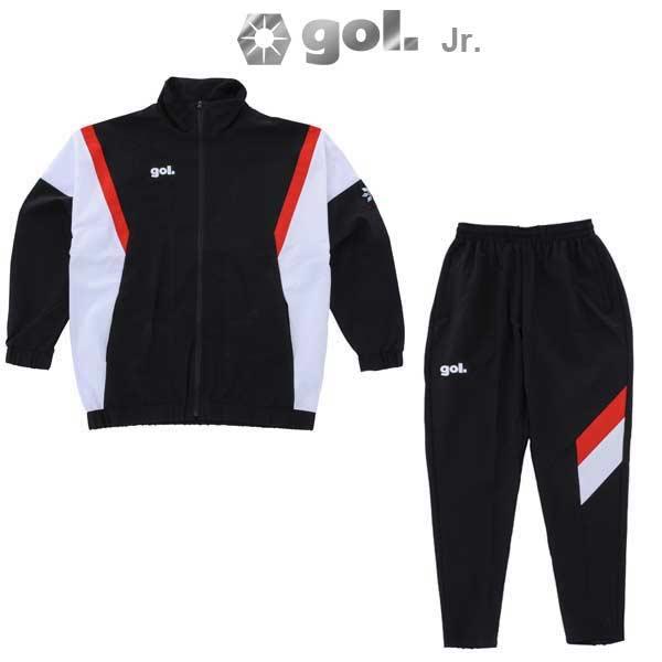ゴル Jrトラックジャケット パンツ G953-303J-G953-304J gol