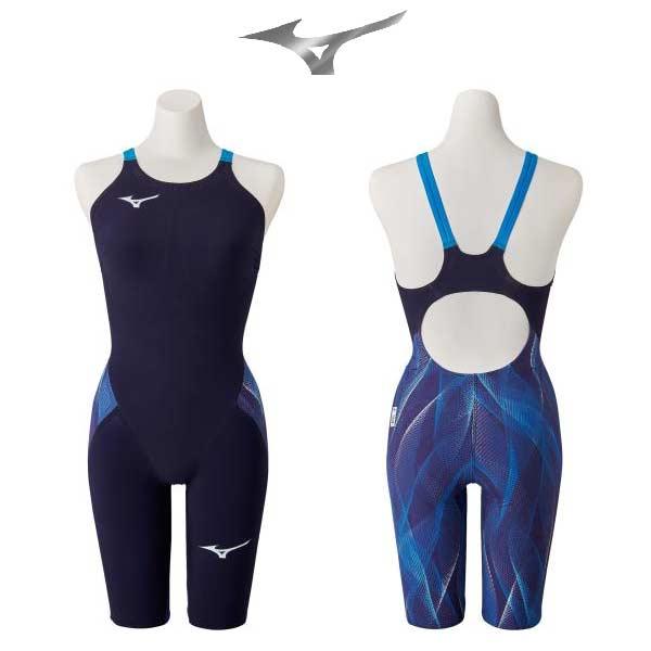 ミズノ ハーフスーツ GX・SONIC V MR (FINA承認ラベル付) N2MG0202 MIZUNO 競泳水着