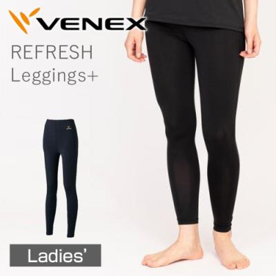 リカバリーウェア レディース リフレッシュ レギンス+ ベネクス VENEX