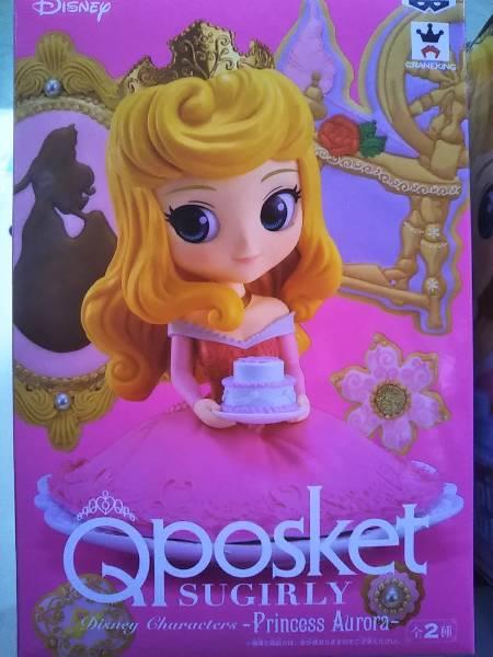 Q posket SUGIRLY Disney Characters -Princess Aurora- ● normal color  Sleeping Beauty aurora princess Disney princess