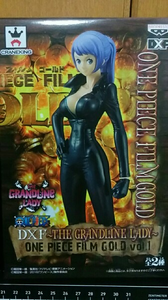 -THE GRANDLINE LADY- ONE PIECE FILM GOLD vol. 1●카리나(그랜드 라인 레이디) 조립식 DX피겨