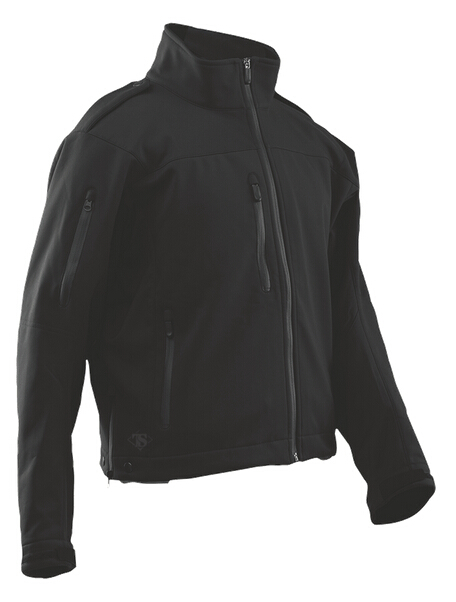 【10%OFFクーポン対象】TRU-SPEC 24-7 LE SOFTSHELL SHORT ジャケット MR(Mサイズ) BK 2093004