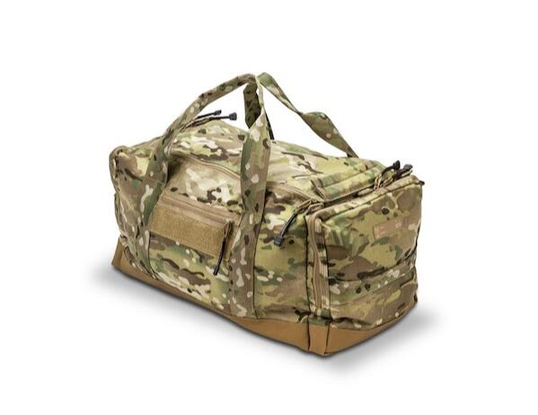 HUSAR TRAVEL ダッフルバッグ Sサイズ Multicam サバイバルゲーム サバゲー ミリタリー 戦闘服 ポーランド軍 装備