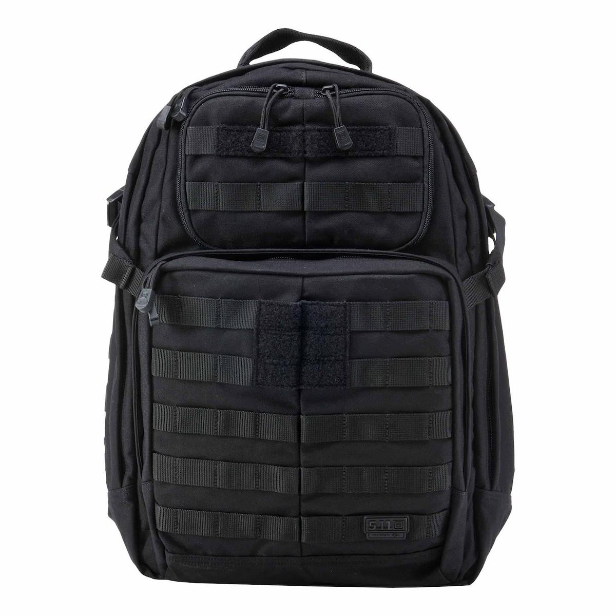 5.11 RUSH24 BACKPACKS タクティカル バックパック 58601 BK