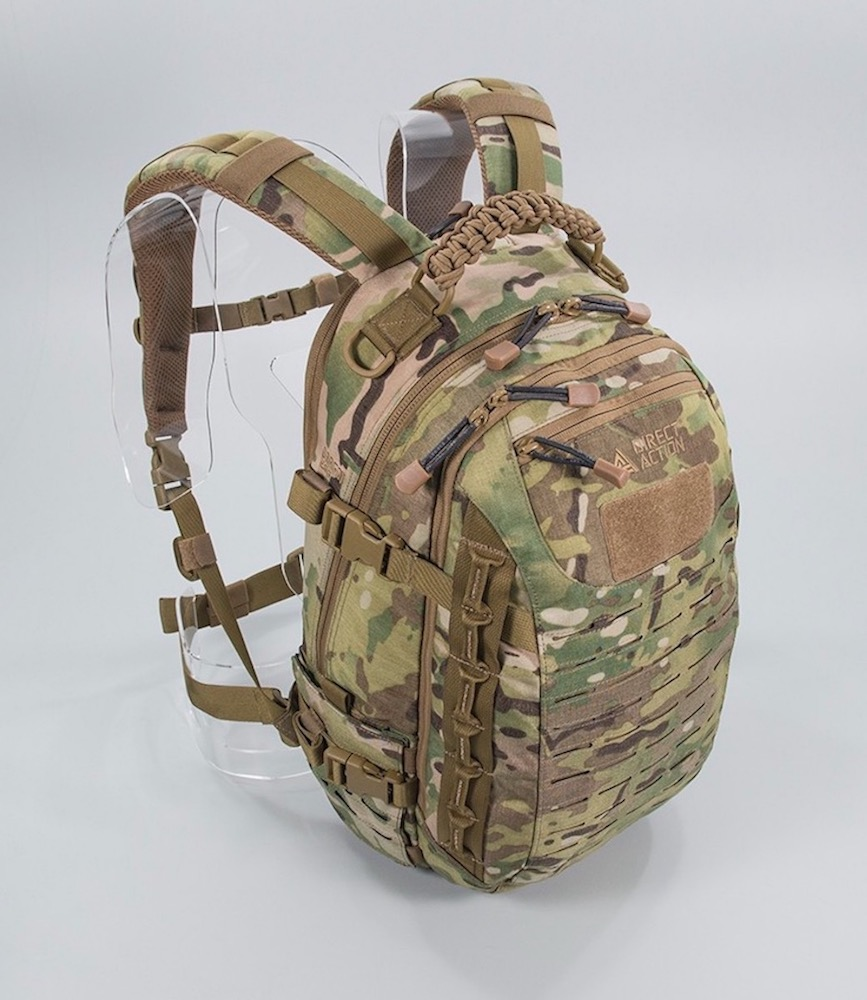 DIRECT ACTION DRAGON EGG MK II バックパック Cordura Coyote Multicam/BP-DEGG-CD5-MCM