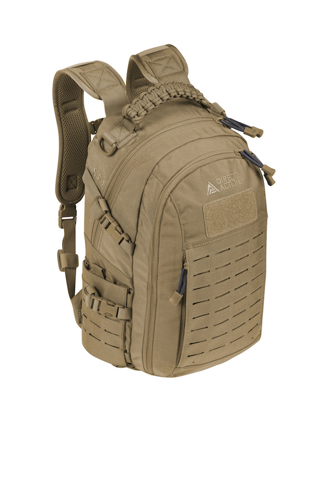 DIRECT ACTION DUST MK II バックパック Cordura Coyote Brown/BP-DUST-CD5-CBR, 銀蔵:486c0a2d --- fvf.jp