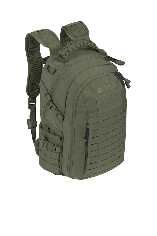 DIRECT ACTION DUST MK II バックパック Cordura Olive Green/BP-DUST-CD5-OGR