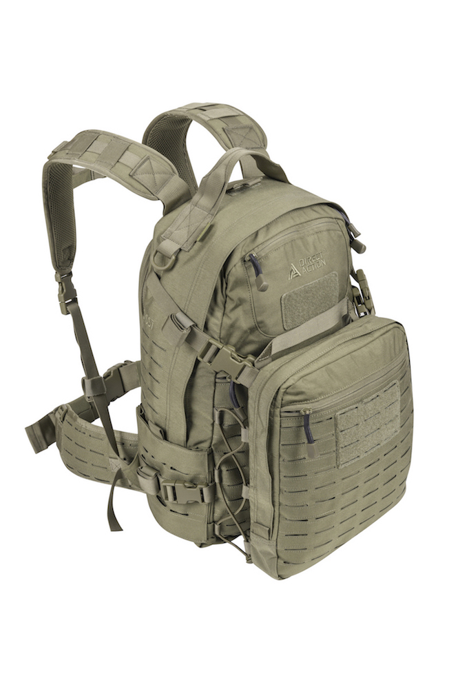 DIRECT ACTION GHOST MK II バックパック Cordura Adaptive Green/BP-GHST-CD5-AGR
