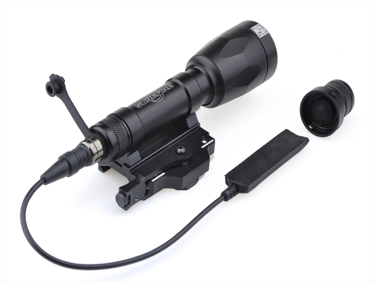 【年末セール 20%OFF 12/26 12時まで】Element SF M620P LED スカウトライト フルバージョン EX363 BK サバイバルゲーム ライト サバゲー アウトドア 防災
