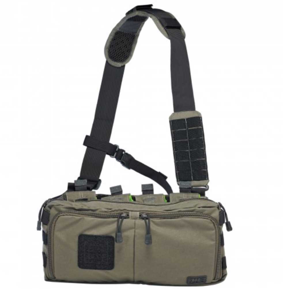 5.11 TACTICAL 4-Banger バッグ 56181 OD Trail