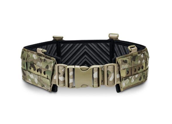 【10%OFFクーポン対象】HUSAR Belt 1st Line ウェビング パネル ベルト Lサイズ Multicam