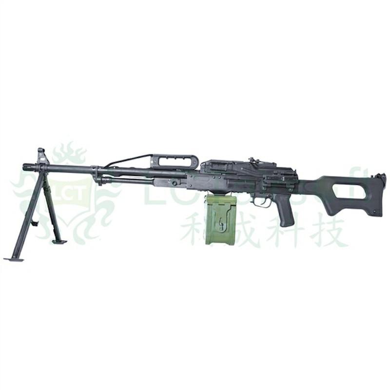 【7/25 24時間限定ポイント10倍】LCT PKP AEG 電動ガン 数量限定発売 BK サバイバルゲーム 銃 サバゲー 銃