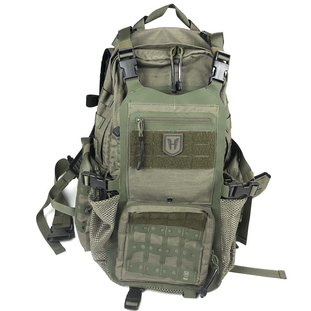 【20%OFFクーポン対象】HUSAR 3Day ASSAULT バックパック Ranger Green