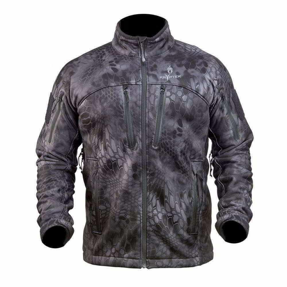 【20%OFFクーポン対象】Kryptek クリプテック オリジナル正規品 Cadog Jacket ソフトシェル ジャケット 15CADJT5 タイフォーン TYPHON Lサイズ