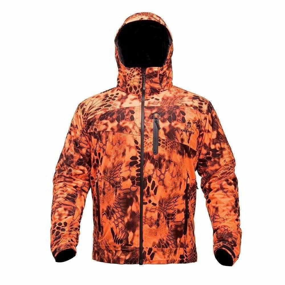 【10%OFFクーポン対象】Kryptek クリプテック オリジナル正規品 Aegis Extreme Jacket ジャケット 15AEGJF4 インフェルノ Inferno Mサイズ