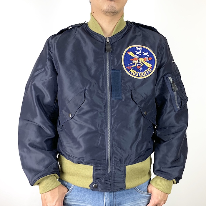 BUZZ RICKSON'S 正規品 【20%OFFセール 2月2日まで】BUZZ RICKSON'S バズリクソンズ TYPE L-2A 6147th Tactical Control Squadron