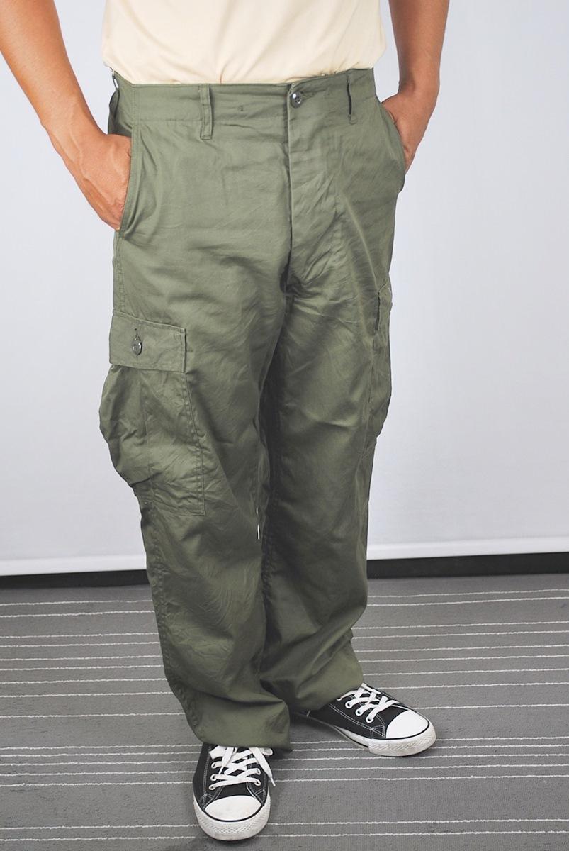 【20%OFFクーポン対象】BUZZ RICKSON'S バズリクソンズ ARMY SHADE TROUSERS アーミー シェイド 107 トラウザー パンツ OLIVE オリーブ BR40927-XL