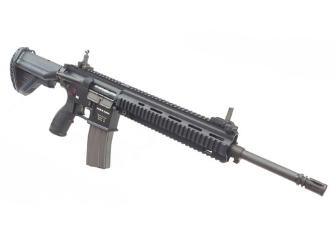 VFC Umarex HK416 M27 IAR GBBR 2017Ver. ガスブロ BK