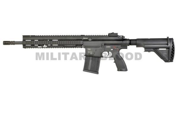 【7/25 24時間限定ポイント10倍】VFC Umarex HK417 16inch GBB ガスブロ―バック BK サバイバルゲーム 銃 サバゲー 銃 エアガン ミリタリー
