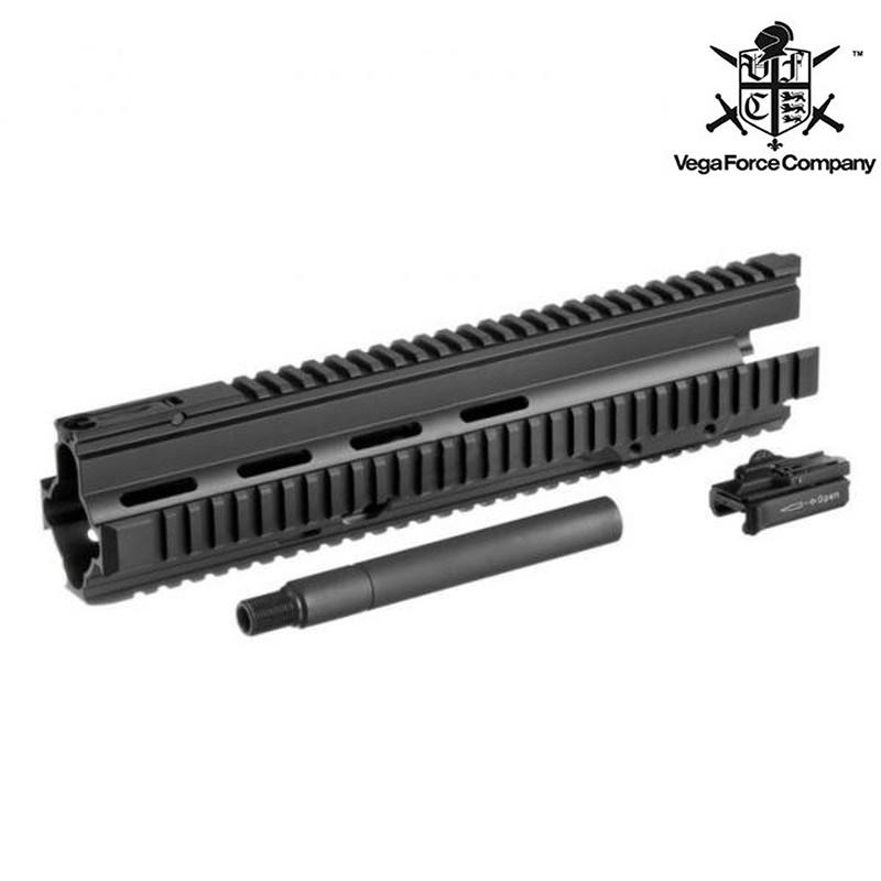 【 4/1まで ポイント10倍】VFC Umarex HK417 16 Recon コンバージョンキット BK サバイバルゲーム 銃 パーツ サバゲー 銃