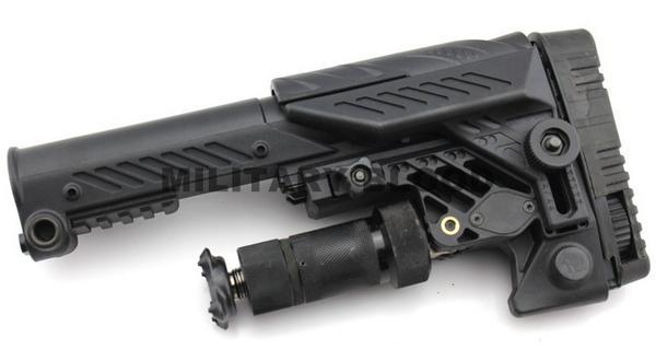 CAA SRSタイプ M16 AEG用 M16 ライフルストック 銃 Bタイプ BK サバイバルゲーム サバゲー サバゲー ミリタリー エアソフト パーツ 装備 エアガン 銃 エアソフトガン, バラエティショップ トマトハウス:865a2300 --- wap.cadernosp.com.br