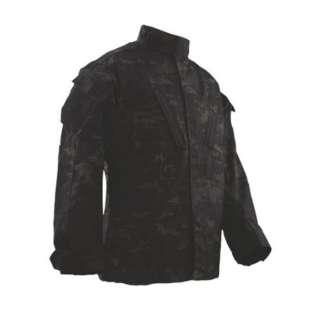 【年末セール 30%OFF 12/26 12時まで】TRU-SPEC TACTICAL RESPONSE BDU シャツ MCBK LR 1229005 サバイバルゲーム 服装 サバゲー 服装 装備 ミリタリー