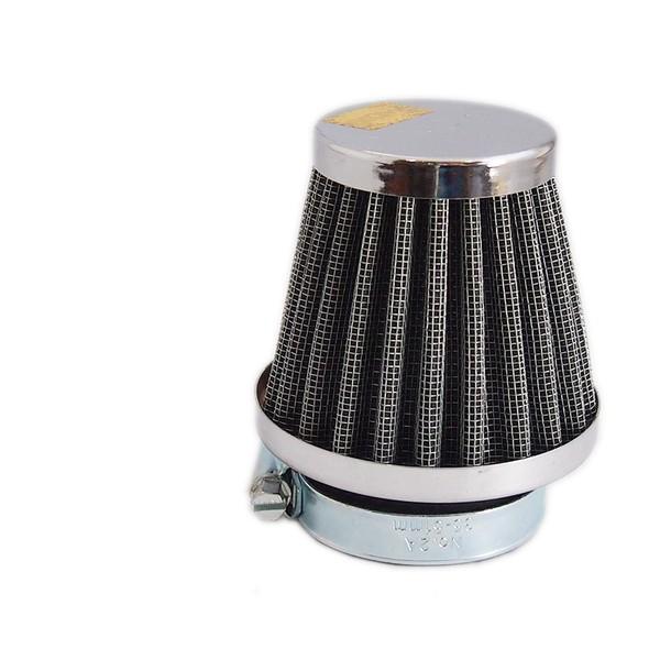 パワーフィルター 42パイ 1個 RG250 MTX200 激安格安割引情報満載 GS125 品質保証