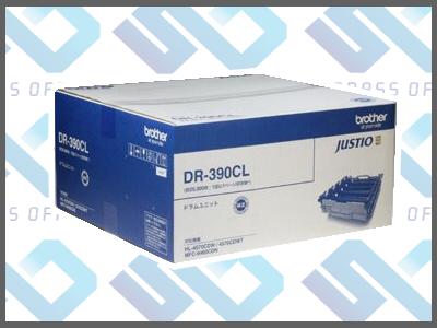 ブラザー純正品DR-390CLドラムHL-4570CDW/4570CDWT/MFC-9460CDN/9970CDW