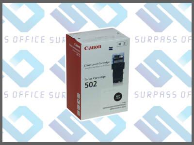 キャノン純正トナーカートリッジ502(K)ブラックLBP-5600/5600SE/5610/5900/5900SE/5910/5910F