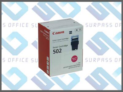 キャノン純正トナーカートリッジ502(M)マゼンタLBP-5600/5600SE/5610/5900/5900SE/5910/5910F