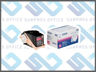 エプソン純正LPC3T18MV Mサイズ(マゼンタ)LP-S7100/S7100R/S7100RZS7100Z/S8100/S8100PS