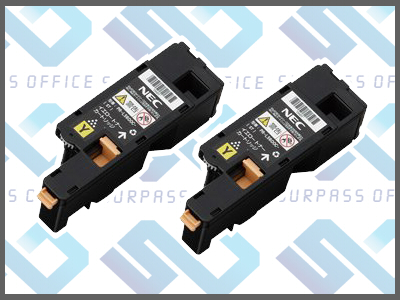 NEC純正PR-L5600C-16(Y)(2本入)カラーマルチライター5600C/5650C/5650F