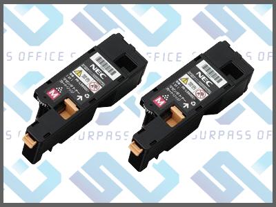 リサイクルトナーPR-L5600C-17(M)(2本入)カラーマルチライター5600C/5650C/5650F