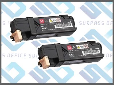 NEC純正PR-L5700C-17(M)(2本入)カラーマルチライター5700C/5750C
