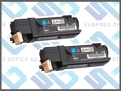 リサイクルトナーPR-L5700C-18(C)(2本入)カラーマルチライター5700C/5750C