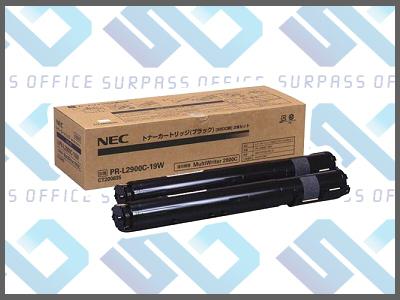 NEC純正PR-L2900C-19W(K)(2本入)カラーマルチライター2900C