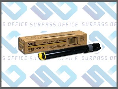NEC純正PR-L2900C-16(Y)カラーマルチライター2900C